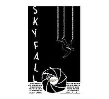 Skyfall 007 Photographic Print