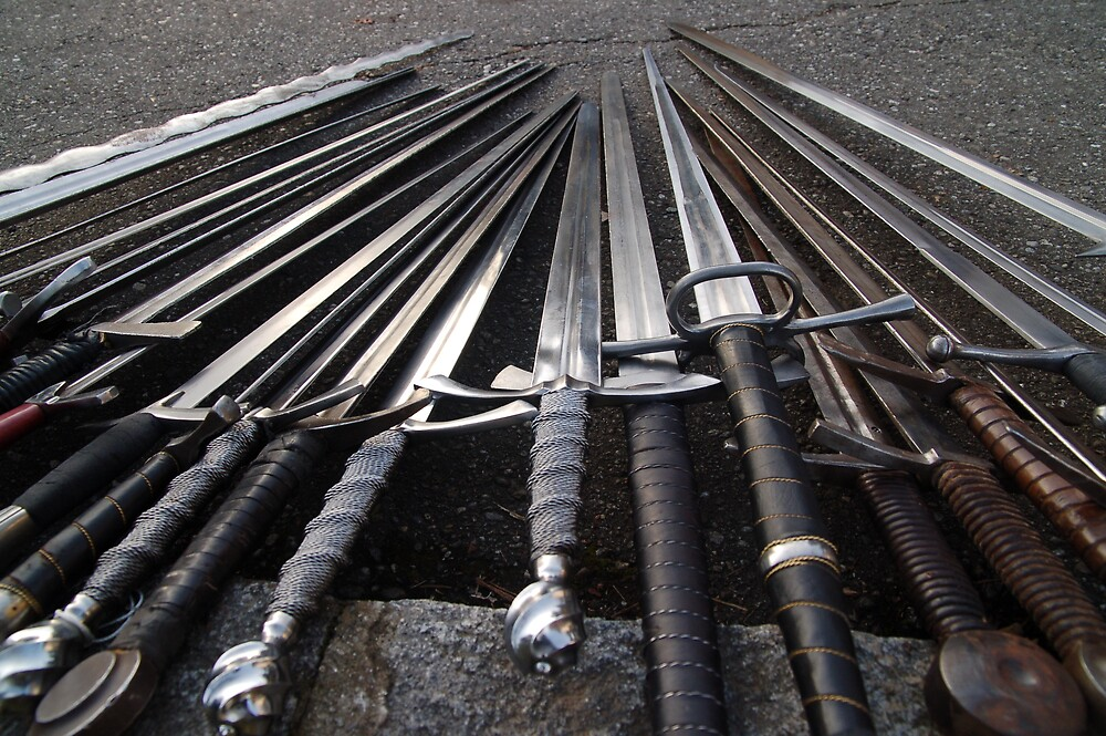 Swords by venkman