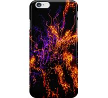 Firework colours iPhone Case/Skin
