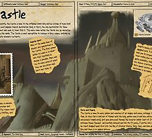 Practical Visitor's Guide to the Labyrinth - The Castle by Art-by-Aelia