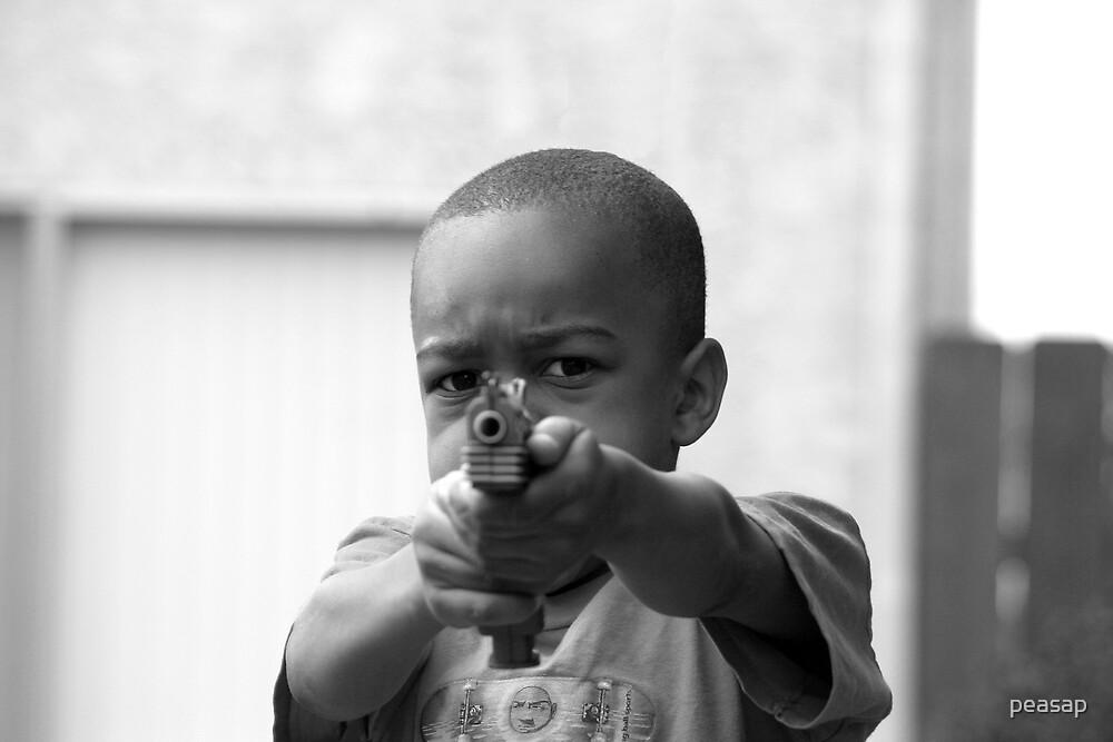 Gun Control by peasap