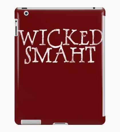 Wicked Smaht iPad Case/Skin