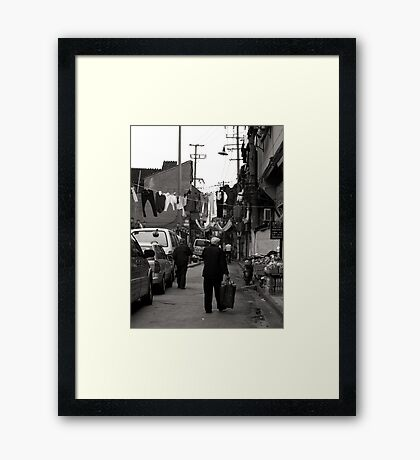Ordinary Framed Print