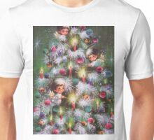 Vintage Christmas Card #4 T-Shirt
