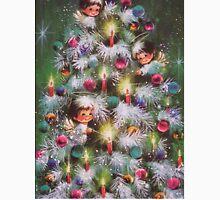 Vintage Christmas Card #4 Unisex T-Shirt