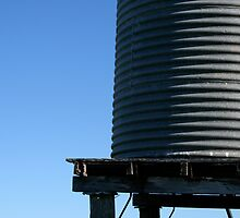 Mungalli Water Tank by Dan Weston