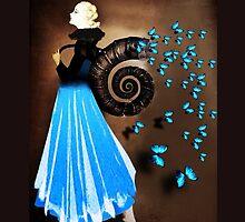 Butterfly Queen by timelessfancy