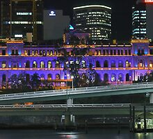 Brisbane Treasury Casino - Queensland, Australia by Brendan Rouse