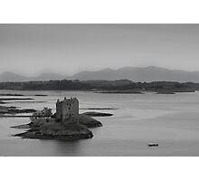 Castle Stalker Photographic Print