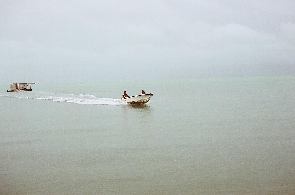 Fishing - Mabuiag Island by SuzyMaree
