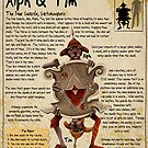Practical Visitor's Guide to the Labyrinth - Alph and Tim by Art-by-Aelia