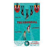 Thunderball Photographic Print