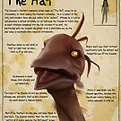 Practical Visitor's Guide to the Labyrinth - The Hat by Art-by-Aelia