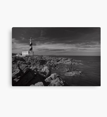 Furthest east! Lands end Canvas Print