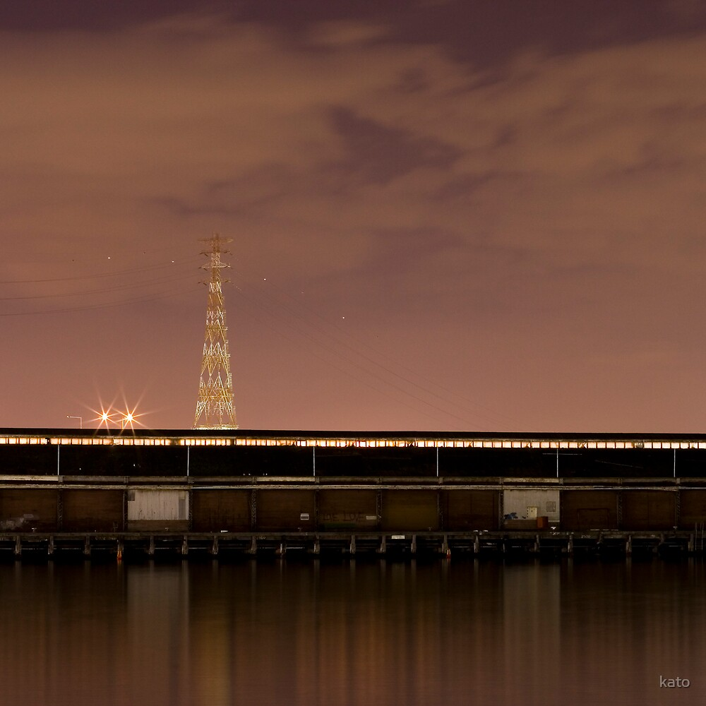 Wharf by kato