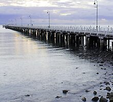 Shorncliffe Pier - Queensland, Australia by Brendan Rouse