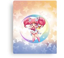 Chibi Sailor Chibi Moon Canvas Print