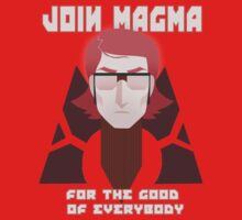 JOIN TEAM MAGMA T-Shirt