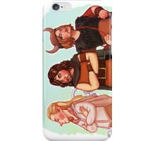 The Fellowship of 70s Fantasy Fashion iPhone Case/Skin