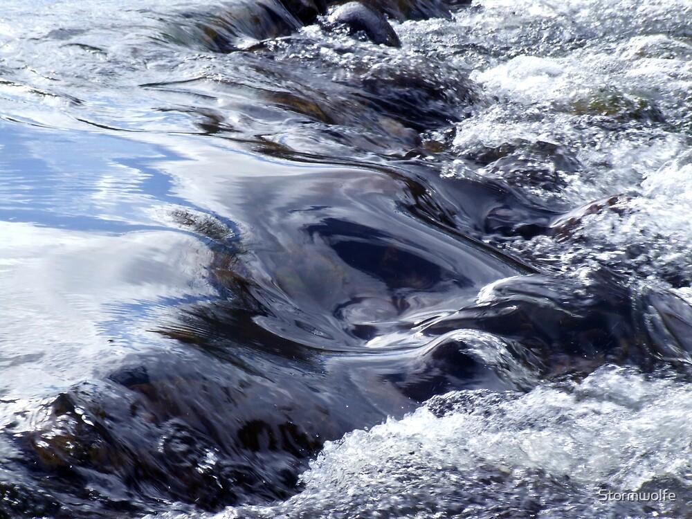 Glassy Water by Stormwolfe
