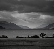 The Great Glen by Craxford