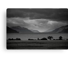 The Great Glen Canvas Print