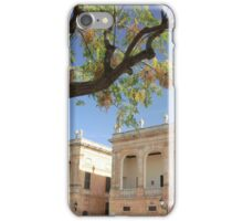 A picturesque historic Spanish town iPhone Case/Skin