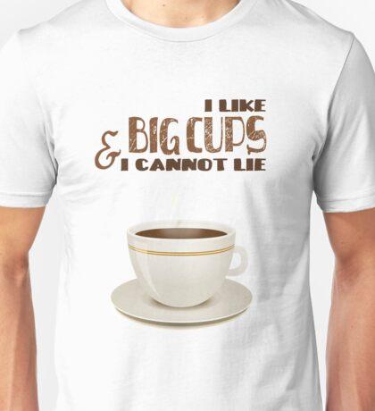 Big Cups Unisex T-Shirt