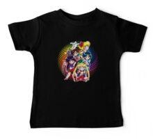 Sailor moon - Chibi Candy Edit. (Black) Baby Tee