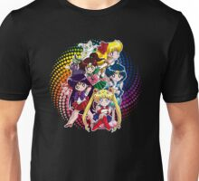Sailor moon - Chibi Candy Edit. (Black) Unisex T-Shirt