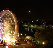 Carnival at the Yarra by skyb