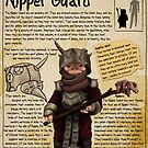 Practical Visitor's Guide to the Labyrinth - Nipper Guard by Art-by-Aelia