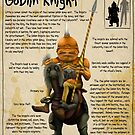 Practical Visitor's Guide to the Labyrinth - Goblin Knight by Art-by-Aelia