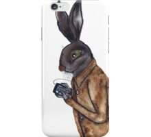 MOBILE HARE iPhone Case/Skin