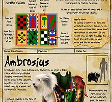 Practical Visitor's Guide to the Labyrinth - Ambrosius by Art-by-Aelia