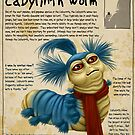 Practical Visitor's Guide to the Labyrinth - The Worm by Art-by-Aelia