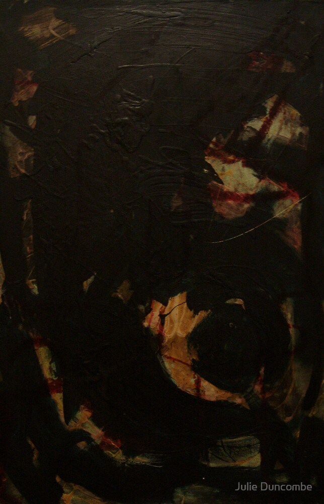 Black Lights by Julie Duncombe