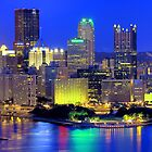 Colors of the Steel City by rudavis