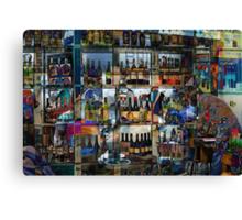 The Bar Canvas Print