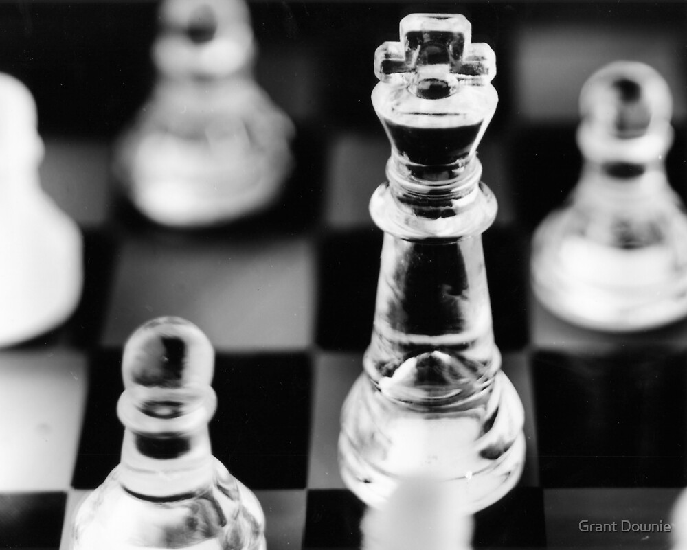 chess by Grant Downie