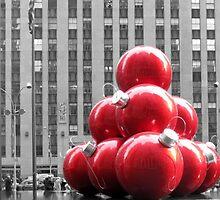 Rockefeller Center by Rikki Woods
