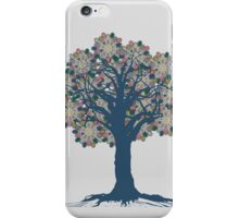 flower tree iPhone Case/Skin