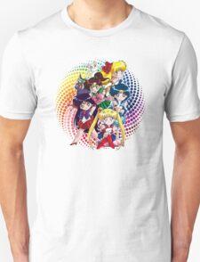 Sailor moon - Chibi Candy Edit. (White) T-Shirt