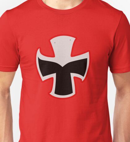 Ninja Steel - Red Ranger Unisex T-Shirt