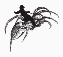 Spider Cowboy Kids Tee