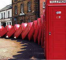 English Phoneboxes by Jodi Webb