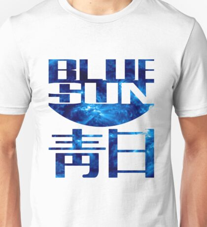 blue sun firefly Unisex T-Shirt