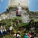 castle tower by venkman