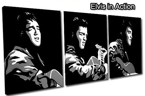 Elvis in Action by studiohans