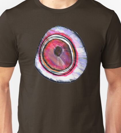 Tie Dye Pebble Unisex T-Shirt